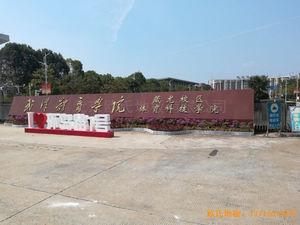 武汉体育学院运动木地板施工案例