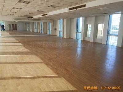 中国科学院技术研究所运动馆体育地板铺设案例