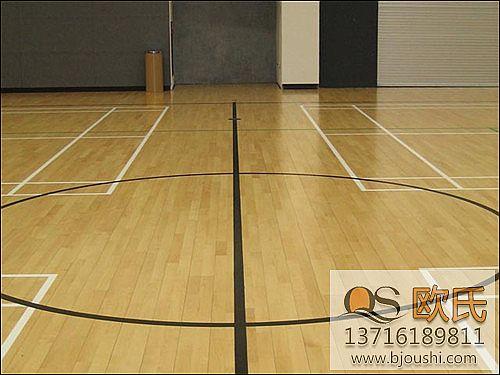 体育馆木地板是什么