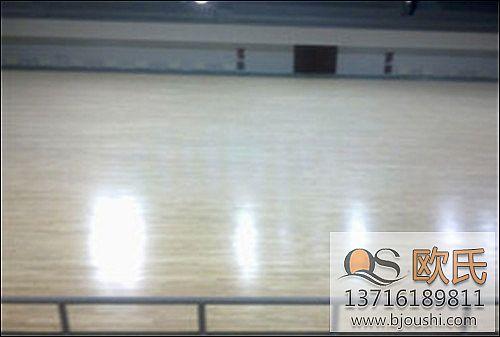 体育馆用运动体育木地板分类介绍