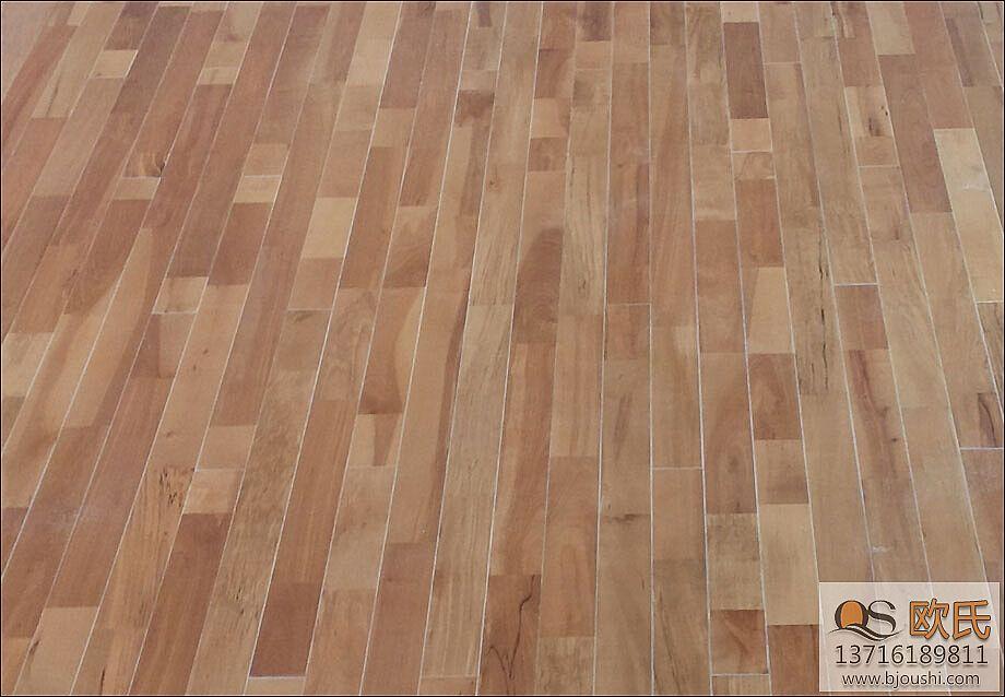 羽毛球地板安装工程案例-廊坊香河县青少年活动中心