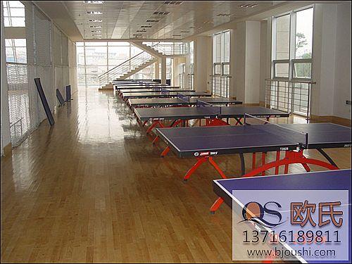 乒乓球木地板都有哪些结构性能