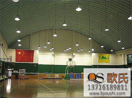 篮球馆运动木地板的结构和材质是什么?