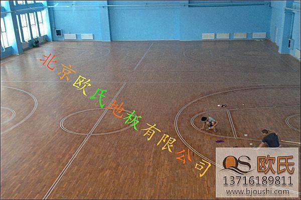篮球木地板保养方法,重要的事情说三遍!