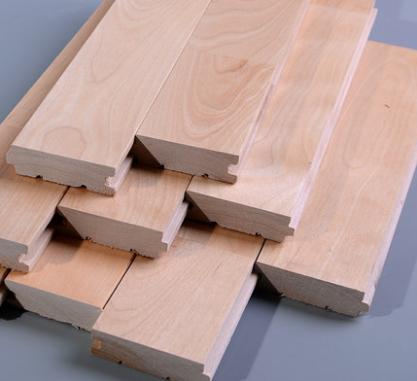 枫桦木一级运动地板