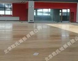 体育产业的快速发展为运动木地板行业带来巨大商机