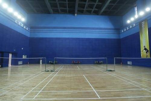 如何选购一款好的羽毛球运动地板?