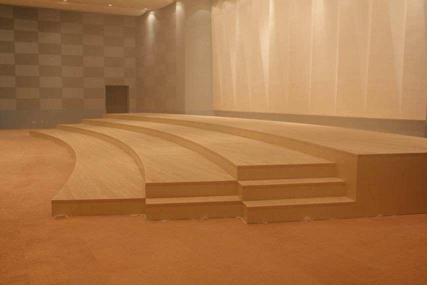 欧氏舞台实木地板的价格是多少