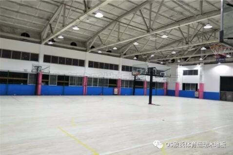 广东YBDL江门 HOOP PARK篮球公园成功案例