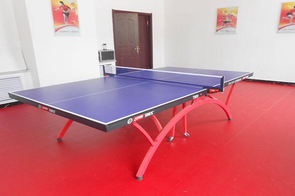 乒乓球地板的六大优势